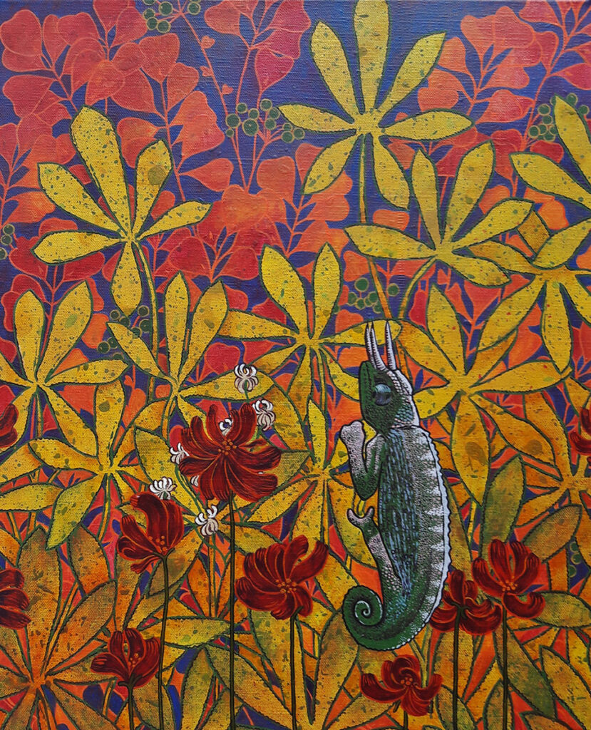 Le Cornu - Anne Kervarec Artiste peintre