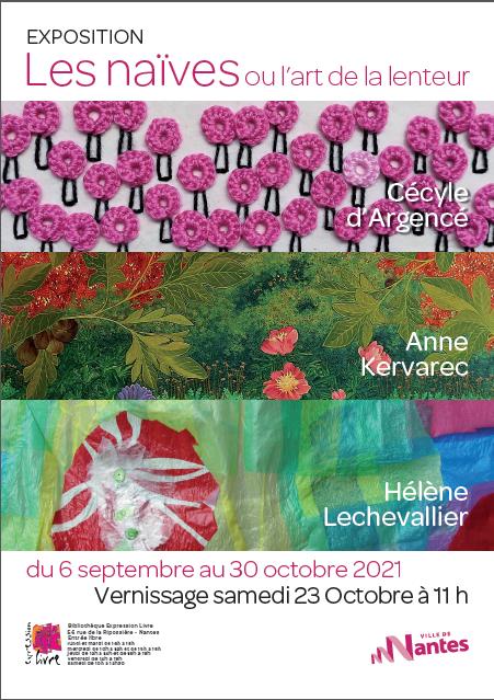 Exposition-bibliothèque-Expression-Livre-Nantes